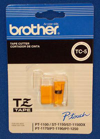 Brother TC-5 Replacement Cutter Blade (TC5)