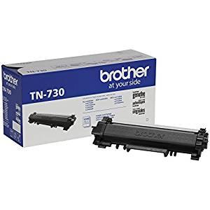 Brother TN-730 Black Toner Cartridge (TN730)