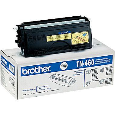 Brother TN460 Black Toner Cartridge (TN-460)