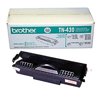 Brother TN430 Black Toner Cartridge (TN-430)