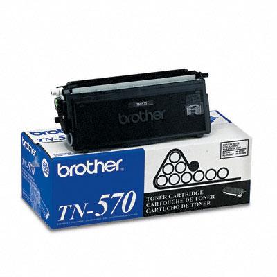 Brother TN570 Black Toner Cartridge (TN-570)