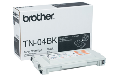Brother TN04BK Black Toner Cartridge (TN-04BK)