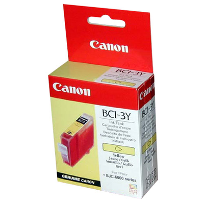 Canon BCI-3Y Yellow Ink Tank
