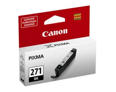Canon 0390C001 Black Ink Cartridge (CLI-271)