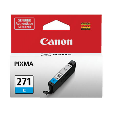 Canon 0391C001 Cyan Ink Cartridge (CLI-271)