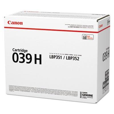 Canon 0288C001AA Toner Cartridge (CRG-039H)