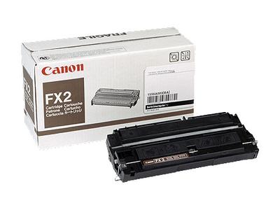 Canon FX2 Black Toner Cartridge (1556A002BA)