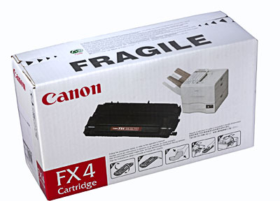 Canon FX4 Black Toner Cartridge (1558A002AA)