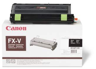 Canon FX5 Black Toner Cartridge (FX-V, 1552A002AA)