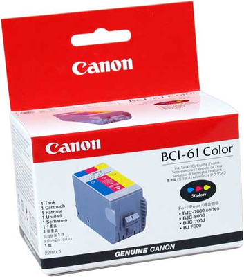 Canon BCI-61 Ink Tank