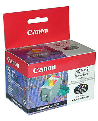 Canon BCI-62 Ink Tank