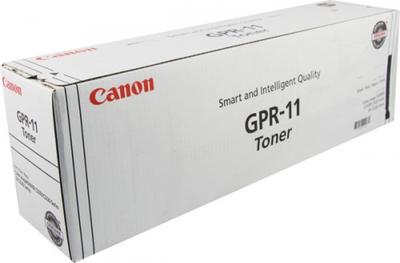Canon 7629A001AA Black Toner Cartridge (GPR-11)