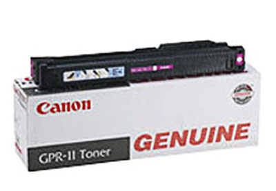 Canon 7627A001AA Magenta Toner Cartridge (GPR-11)