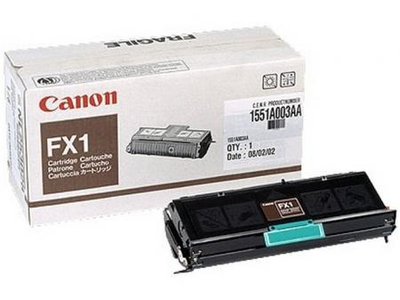 Canon FX1 Black Toner Cartridge