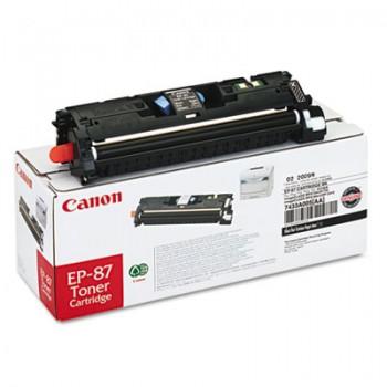 Canon EP87BK Black Toner Cartridge (7433A005AA)