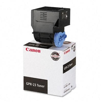 Canon 0452B003AA Black Toner Cartridge (GPR-23)