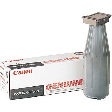 Canon 1381A004AA Black Toner Cartridge (NPG-10, 1381A004AB)