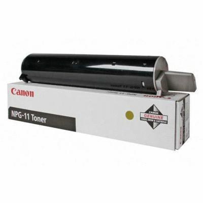 Canon 1382A003AA Black Toner Cartridge (NPG-11)