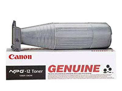 Canon 1383A003AA Black Toner Cartridge (NPG-12)