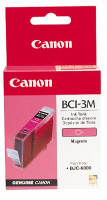 Canon BCI-3M Magenta Ink Tank