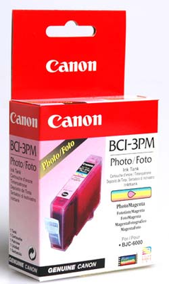 Canon BCI-3PM Magenta Ink Tank
