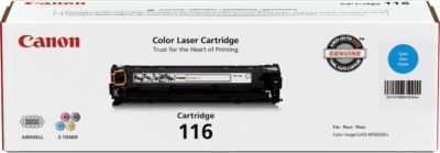 Canon 1979B001AA Cyan Toner Cartridge (116)