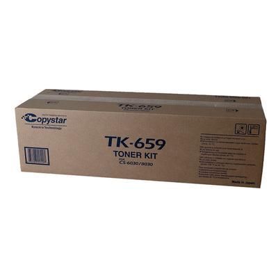 Copystar 0T2FB0CS Black Toner Cartridge (TK-659)