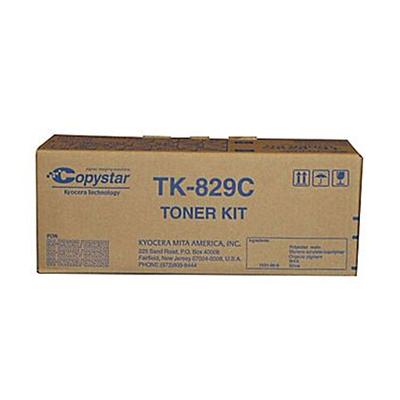 Copystar TK829C Cyan Toner Cartridge