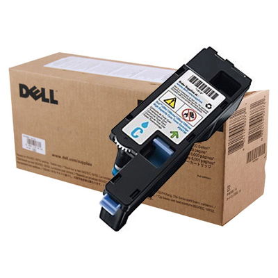 Dell PDVTW Cyan Toner Cartridge (331-0777)