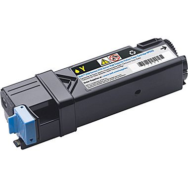 Dell NPDXG Yellow Toner Cartridge (DELL 3310718)