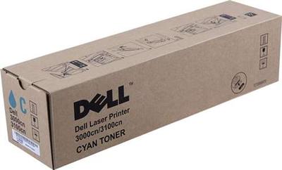 Dell T6412 Cyan Toner Cartridge (DELL 310-5739)