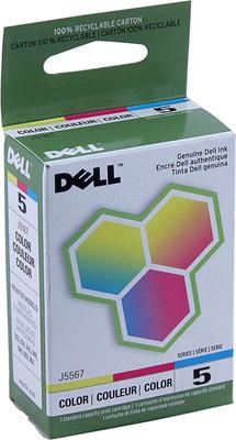 Dell J5567 TriColor Ink Cartridge (592-10093)