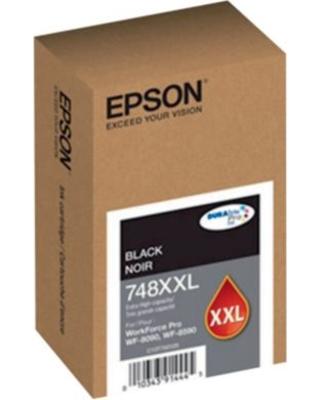 Epson T748XXL120 Black Ink Cartridge (748XXL)