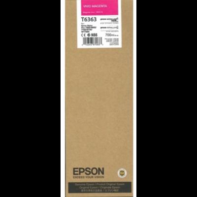 Epson T6363 Vivid Magenta Ink Cartridge