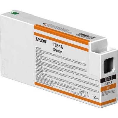 Epson T834A00 Orange Ink Cartridge (T834A)