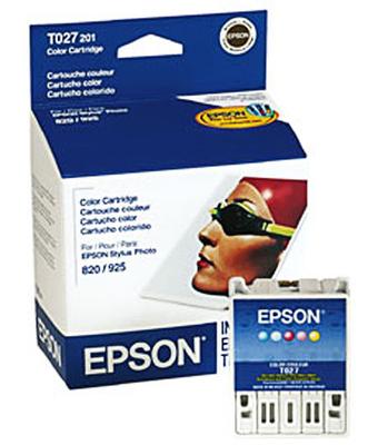 Epson T027201 Ink Cartridge