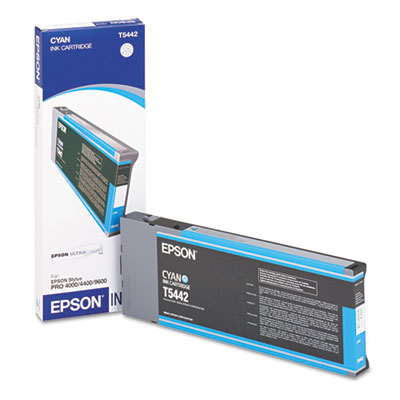 Epson T544200 Cyan Ink Cartridge (T5442)