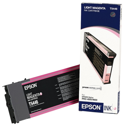 Epson T544600 Light Magenta Ink Cartridge (T5446)