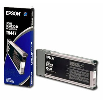 Epson T544700 Light Black Ink Cartridge (T5447)