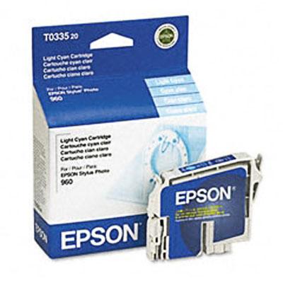 Epson T033520 Light Cyan Ink Cartridge