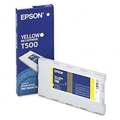 Epson T500011 Yellow Ink Cartridge