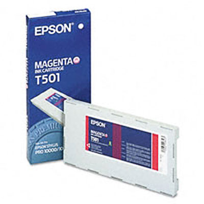 Epson T501011 Magenta Ink Cartridge