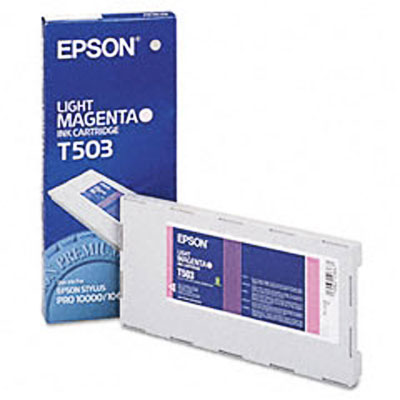 Epson T503011 Light Magenta Ink Cartridge