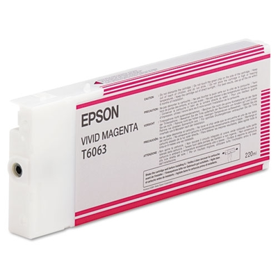 Epson T606300 Magenta Ink Cartridge