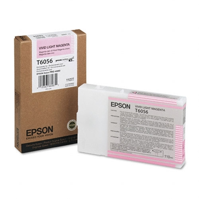 Epson T605600 Light Magenta Ink Cartridge
