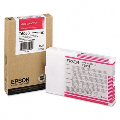 Epson T605300 Magenta Ink Cartridge