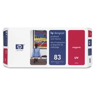 HP C4962A Magenta Printhead (83)