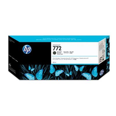 HP CN635A Matte Black Ink Cartridge (772)