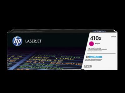 HP CF413X Magenta Toner Cartridge (410X)