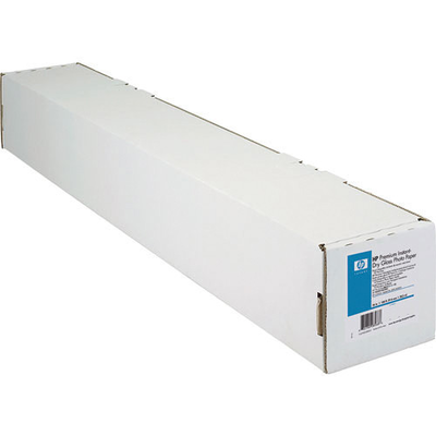 HP Q7997A 50 in. x 100 ft. remium Instant-dry Gloss Photo Paper